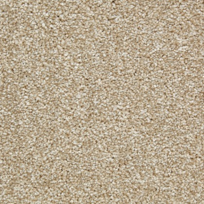 New Majesty Platinum by Kingsmead Carpets Cream Silk
