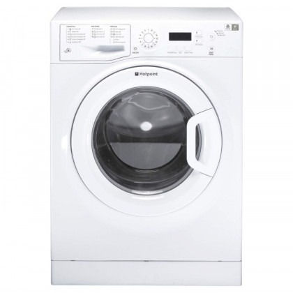 Washing Machine SUPER DEAL! Hotpoint 9kg 1400 Spin. Extended 3 year Parts & Labour warranty. Buy for only £8.99 per week (£38.96 per month). 96% acceptance rate!